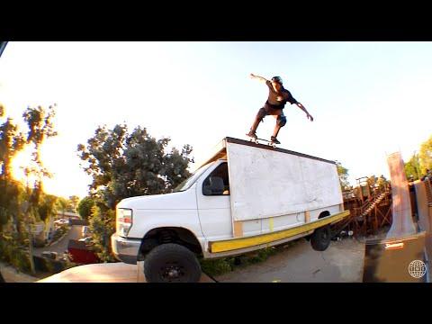 "Skate and Create 2020 | Birdhouse, ""WAR RIG"" | Tony Hawk, Shawn Hale, Aaron ""Jaws"" Homoki & more"