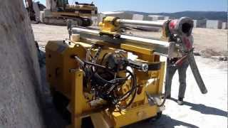 HYDRUALIC DRILLER PCT100 - OPERATIONS