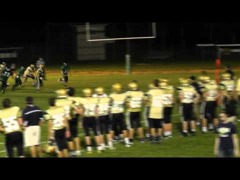 CCS Knights at Halifax Academy Vikings full game 09/28/2012