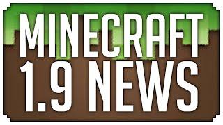 Minecraft News: Pre-Release 1 & 1.9 Release Date Announced!