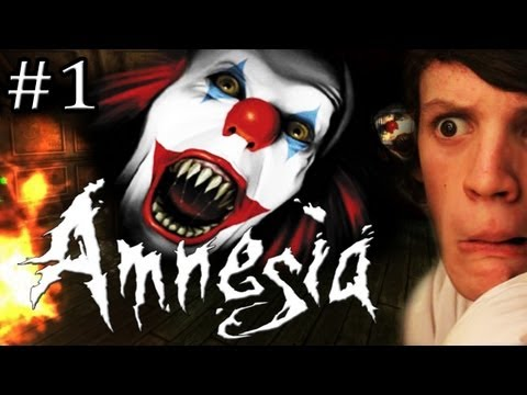 PAYASOS EN AMNESIA!!! ;_; - Amnesia - Custom Story: LAUGHING IN THE DARKNESS [PARTE 1]