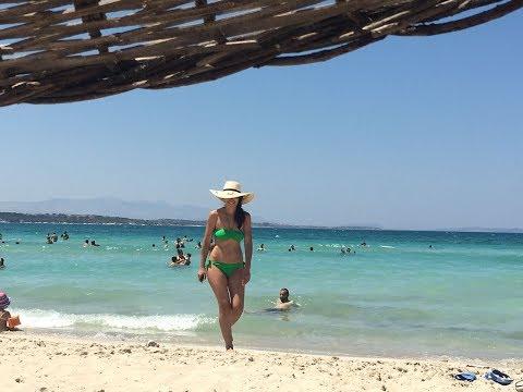ТУРЦИЯ, ЧЕШМЕ (Cesme)-  Пляж Ылыджа ( ilica plaj) TURKIYE