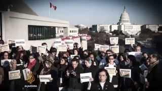 #FREEAJSTAFF: Peter Greste to be honoured in the US
