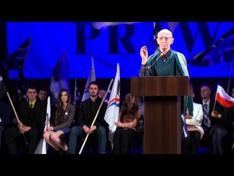 Kongres Nowej Prawicy Janusza Korwin-Mikke Cz.3 - Prof. Bogusław Wolniewicz [Full HD]