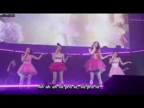 [PT-BR] T-ara - Yayaya (Japanese ver.) ~Live