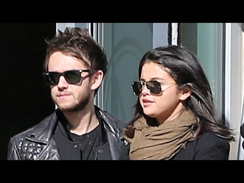 Selena Gomez and Zedd Get Cozy in Atlanta!