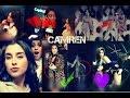 ♥ CAMREN   ♥¿ agarradas de las manos ?¿  ? ¿ entrevista ? ¿ presentacion ?   Lolo & Camz