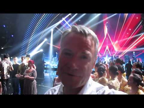 Behind the Scenes: America's Got Talent Elimination Show Rehearsal