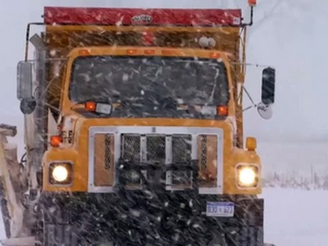 Northeast preps for major winter storm