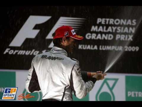 Gp Malasia Formula 1 Brawn Gp
