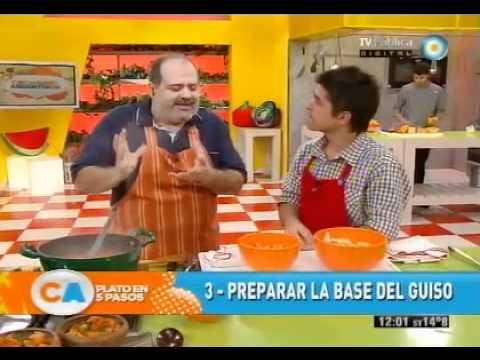 Cazuela de mondongo cocineros argentinos