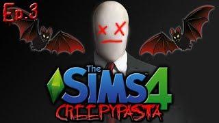 RIP Slender Man?!?! | The Sims 4: Creepypasta Reboot - Ep. 3