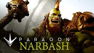 Exclusive Look at Paragon's Newest Hero Narbash