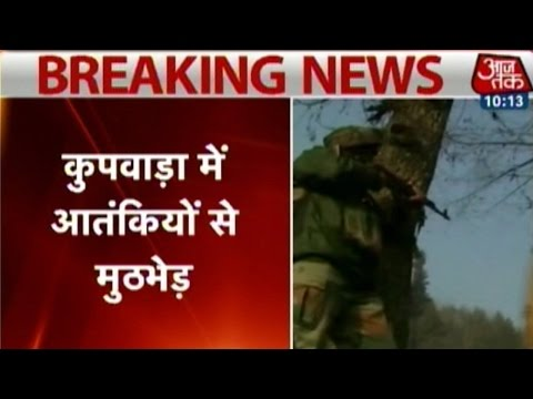 Encounter with militants continues in Kupwara