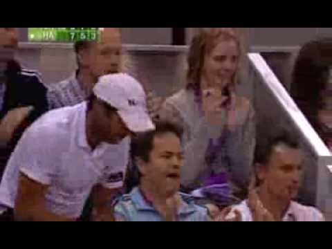 Justine Henin Wins the 2007 Masters