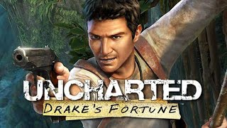 Uncharted: Drake's Fortune Full Game Walkthrough (ALL CHAPTERS)