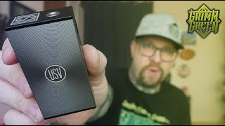 USV-L  75W ~ Box Mod ~ Review ~ Cool