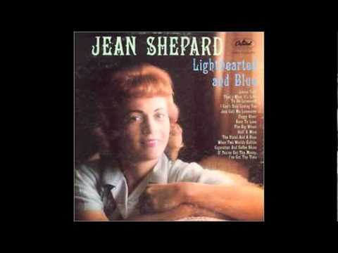 Jean Shepard - Two Voices Two Shadows Two Faces