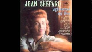 Watch Jean Shepard Foggy River video