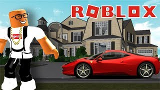 MY NEW HOUSE IN ROBLOX