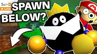 What if King Bob-omb Was Spawned Off The Mountain? (Super Mario 64)