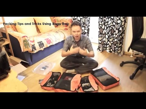 How Packing Cubes Change the Way You Travel?   Travel Tips and Tricks