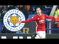 Henrikh Mkhitaryan vs Leicester (Away) ● 05-02-2017 ● HD