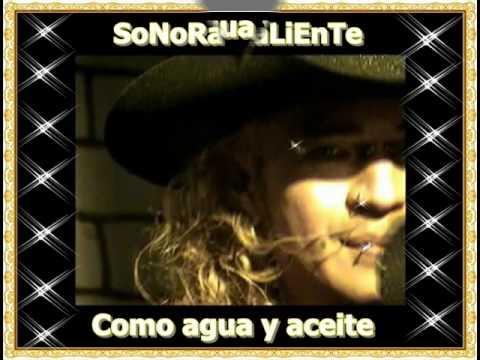 Sonora Kaliente - Como agua y aceite