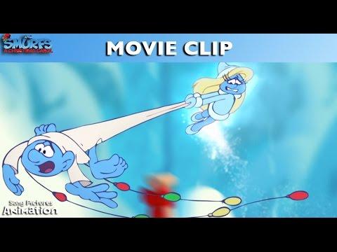 The Smurfs: A Christmas Carol Clip