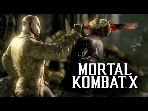 Mortal Kombat X -  Бой с Девушкой! Кто Сильнее?