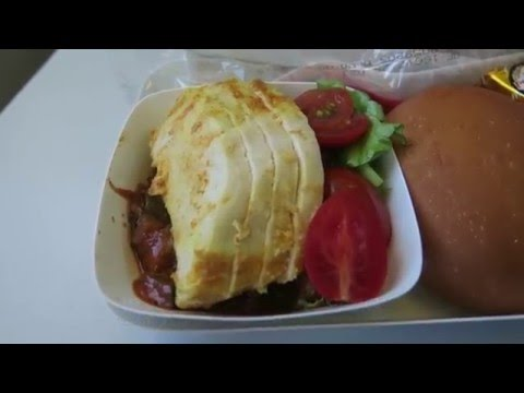 Air France Economy Class Flight Experience: AF254 Singapore to Jakarta
