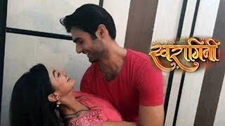 Swaragini (स्वरागिनी) | 31st March 2016 | Swara & Sanskaar Cosy & Romantic Dance Scene