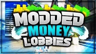 FREE Gta 5 CASH & MONEY Drop Lobby + Custom Account Giveaways! XBOX ONE / PS4 / PC / xbox 360 / ps3