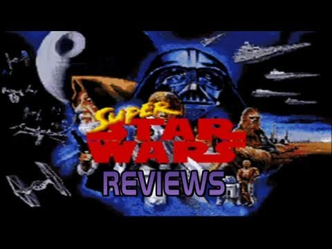 Game Knights TV - Super Star Wars (Snes/Wii) Reviews
