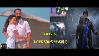 MALAYALAM LOVE SONG || MASHUP || 2015 HD