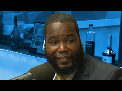 Dr. Umar Johnson Interview at The Breakfast Club Power 105.1 (08312015)