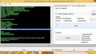 Y520-U22 flash with cm2 tool 100% done