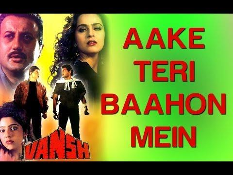 Aake Teri Baahon Mein - Vansh | Siddharth & Priyanka | Lata Mangeshkar & S.p. Balasubramaniam video