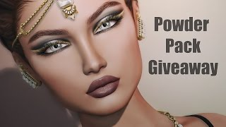 Powder Pack Giveaway in Second Life