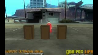 GTA SA - Mod Endo Tensei