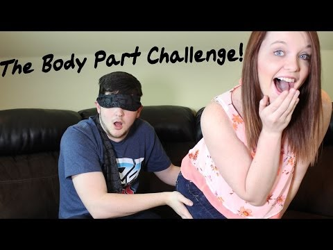 That's Your Booty!!! (body Part Challenge) video