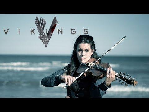 Vikings Soundtrack (If I Had A Heart) Hardanger Violin Cover