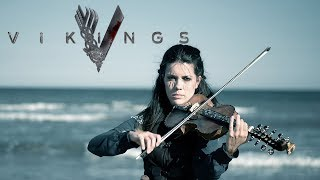 Vikings Soundtrack If I Had A Heart Hardanger Violin By Viodance