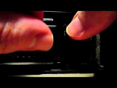"""Praktica """"LTL 3"""": """"Rapid load"""" of 35mm film [clever mechanism] (BACK OPEN DURING SHOOT!)"""