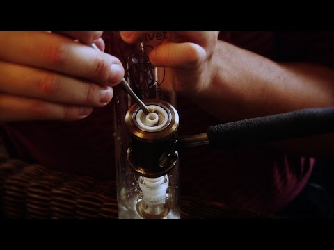3 Ways to Smoke Marijuana Concentrates/Wax: Domes. Nails & E-Nails