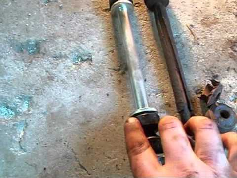 Ford Explorer Sway Bar Link Replacement