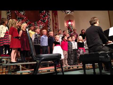 Mesa Grande Academy 2013 Christmas Presentation - 12/24/2013