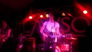 Lawson- Everywhere You Go- Cockpit Leeds 15.5.2012