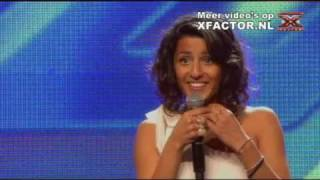 X FACTOR 2011 - auditie Beri
