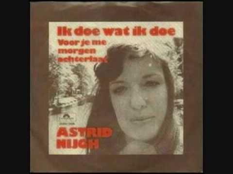 Astrid Nijgh Ik Doe Wat Ik Doe